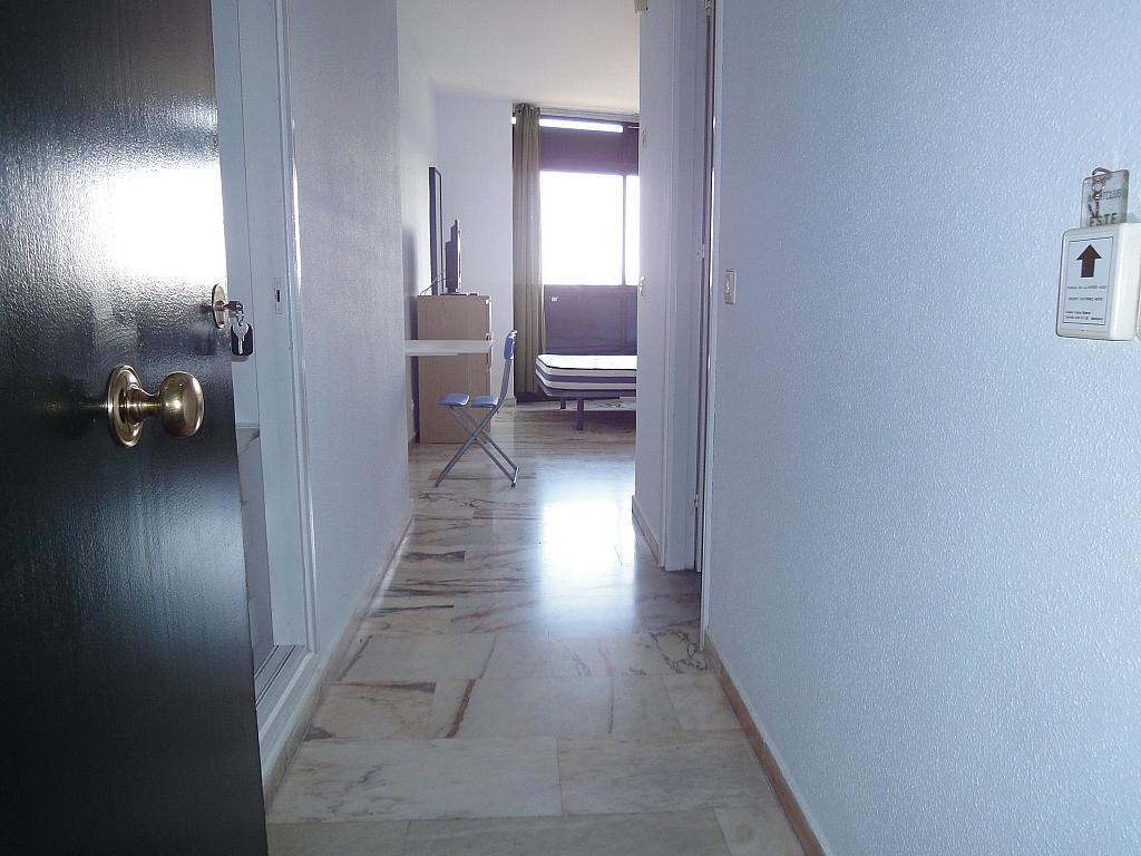 Pasillo - Piso en alquiler en calle Alcalde Luis de Uruñuelas, Entrepuentes en Sevilla - 145041920