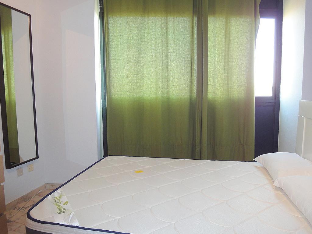 Dormitorio - Piso en alquiler en calle Alcalde Luis de Uruñuelas, Entrepuentes en Sevilla - 145042048