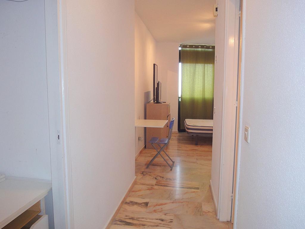 Pasillo - Piso en alquiler en calle Alcalde Luis de Uruñuelas, Entrepuentes en Sevilla - 145042053