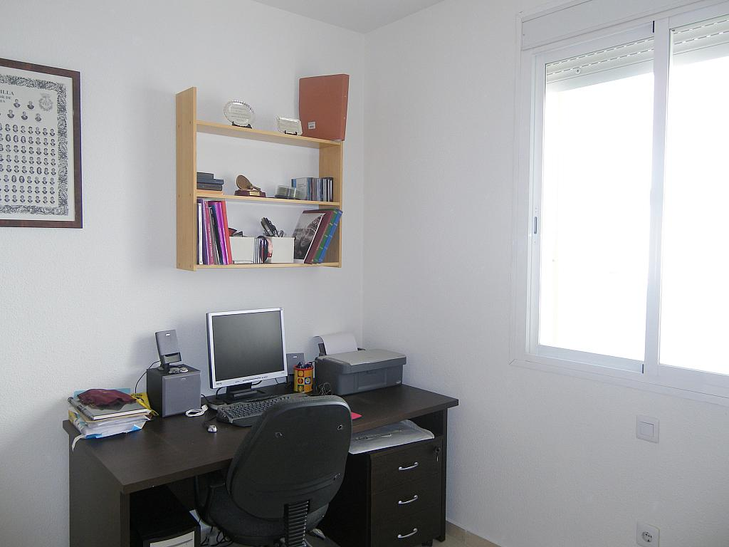 Dormitorio - Piso en alquiler en calle Alamo Blanco, Este - Alcosa - Torreblanca en Sevilla - 145649752