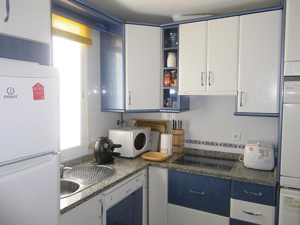 Cocina - Piso en alquiler en calle Alamo Blanco, Este - Alcosa - Torreblanca en Sevilla - 145649784