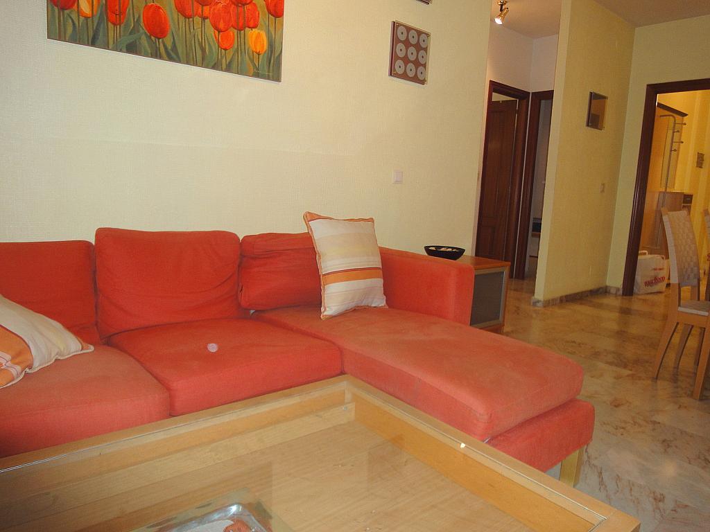 Salón - Piso en alquiler en calle Avd de Las Ciencias, Av. Ciencias-Emilio Lemos en Sevilla - 146403891