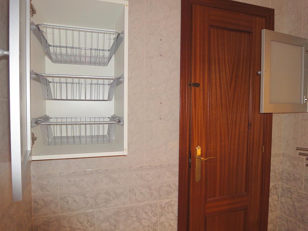 Baño - Piso en alquiler en calle Avd de Las Ciencias, Av. Ciencias-Emilio Lemos en Sevilla - 146403901