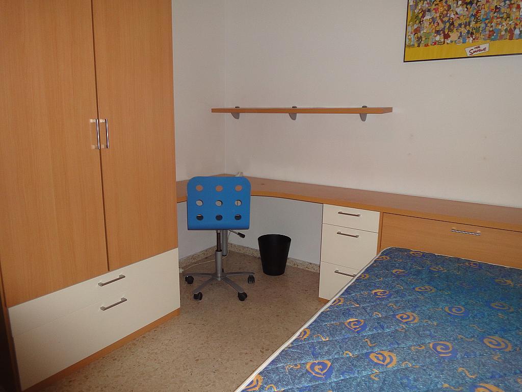 Dormitorio - Piso en alquiler en calle Avd de Las Ciencias, Av. Ciencias-Emilio Lemos en Sevilla - 146404046