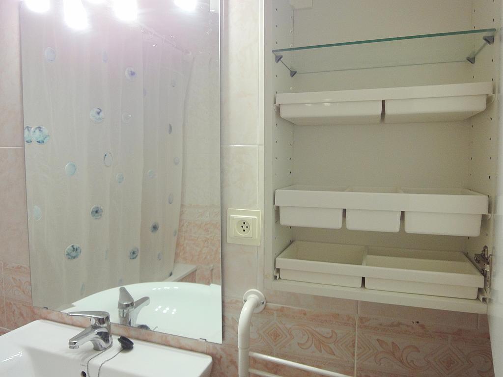 Baño - Piso en alquiler en calle Avd de Las Ciencias, Av. Ciencias-Emilio Lemos en Sevilla - 146404095