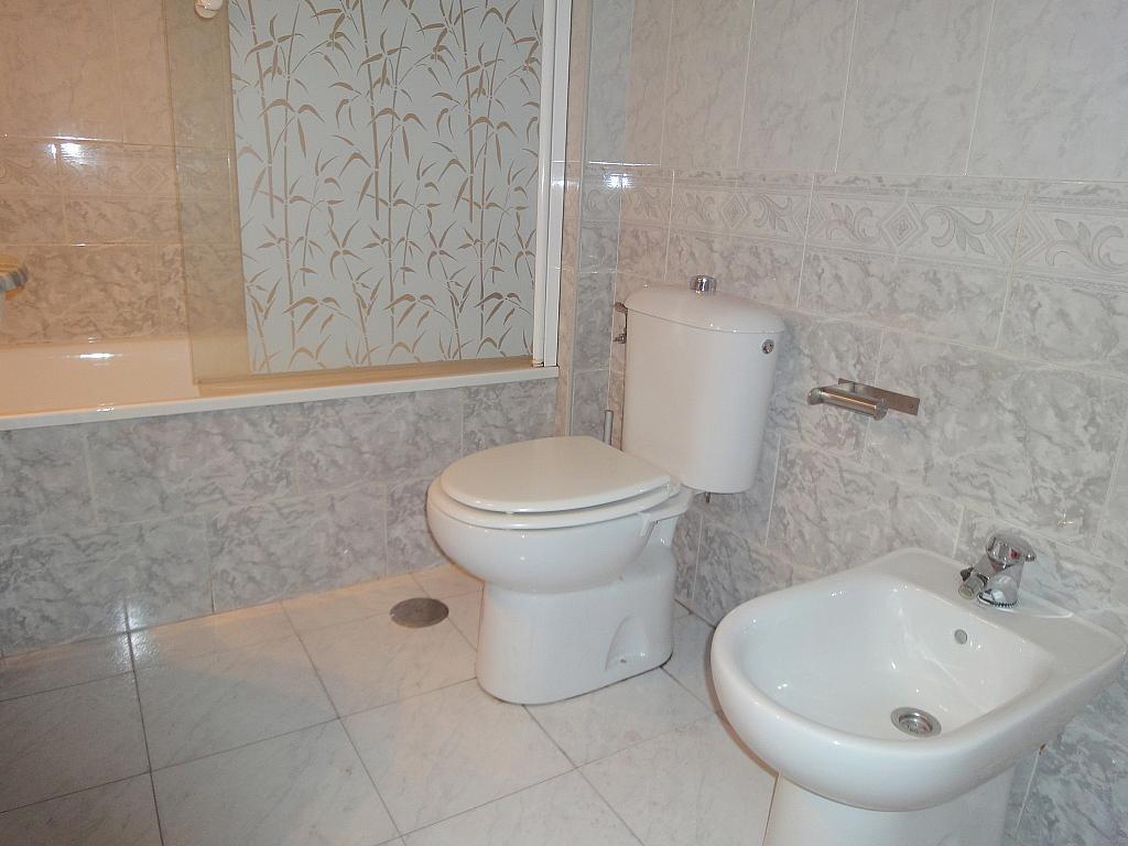 Baño - Piso en alquiler en calle Avd de Las Ciencias, Av. Ciencias-Emilio Lemos en Sevilla - 146404120