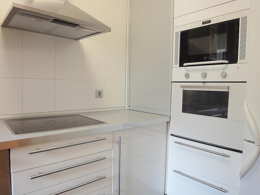 Cocina - Piso en alquiler en calle Avd de Las Ciencias, Av. Ciencias-Emilio Lemos en Sevilla - 146404172