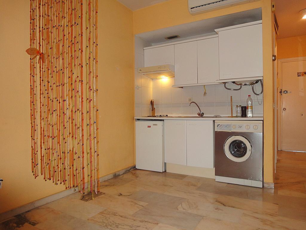Cocina - Estudio en alquiler en calle Avd Alcalde Luis de Uruñuela, Av. Ciencias-Emilio Lemos en Sevilla - 146409485