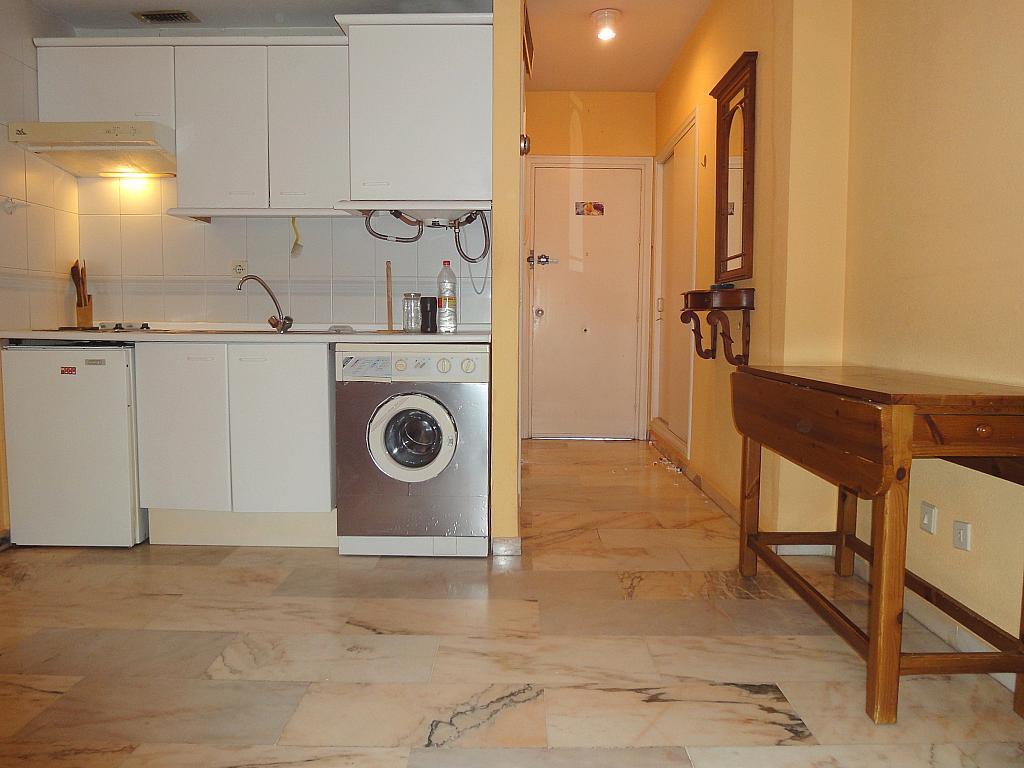 Cocina - Estudio en alquiler en calle Avd Alcalde Luis de Uruñuela, Av. Ciencias-Emilio Lemos en Sevilla - 146409530