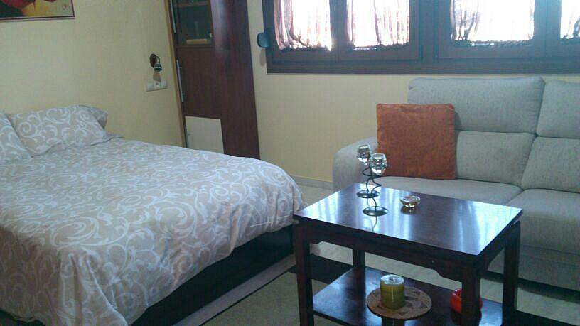 Dormitorio - Estudio en alquiler en calle Alcalde Luis de Uruñuelas, Av. Ciencias-Emilio Lemos en Sevilla - 150512732