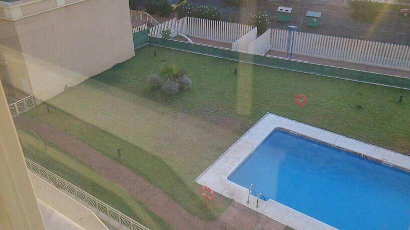 Piscina - Estudio en alquiler en calle Alcalde Luis de Uruñuelas, Av. Ciencias-Emilio Lemos en Sevilla - 150512780