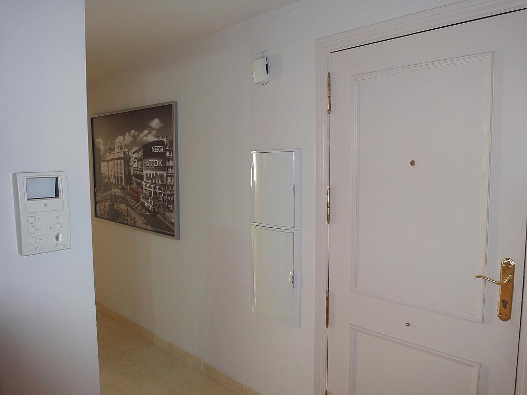 Pasillo - Piso en alquiler en calle Goya, Nervión en Sevilla - 150843789