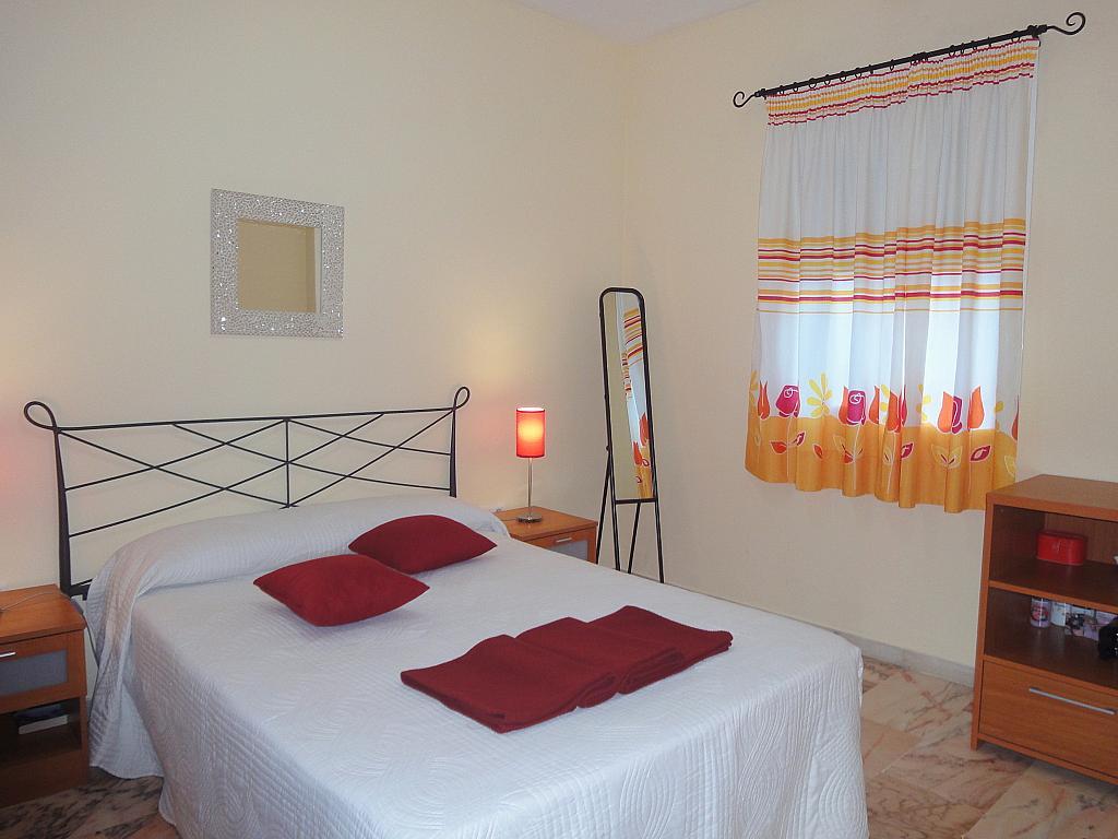 Dormitorio - Apartamento en alquiler en calle Alcalde Luis de Uruñuelas, Av. Ciencias-Emilio Lemos en Sevilla - 153950199