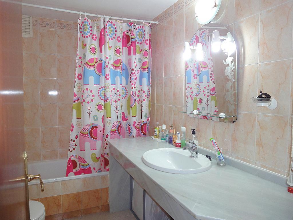 Baño - Apartamento en alquiler en calle Alcalde Luis de Uruñuelas, Av. Ciencias-Emilio Lemos en Sevilla - 153950288