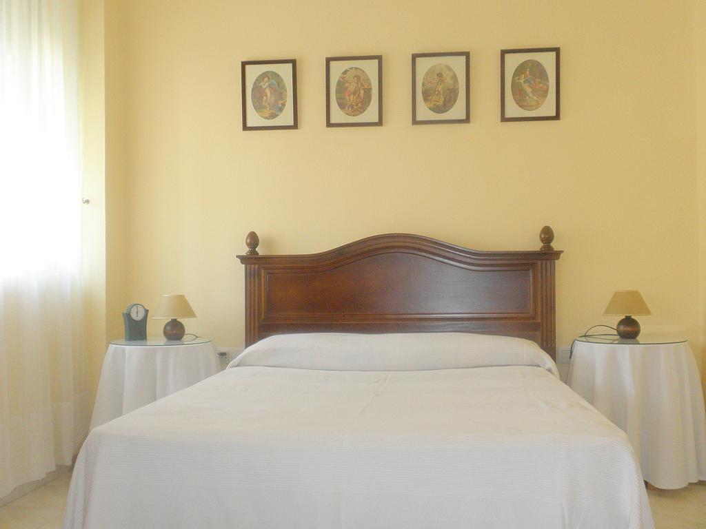 Dormitorio - Piso en alquiler en calle Espinosa y Carcel, Nervión en Sevilla - 154733426
