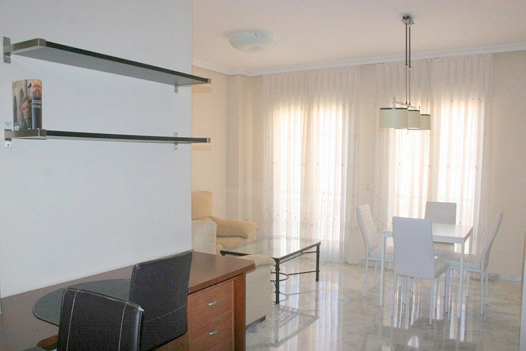 Salón - Piso en alquiler en calle De Las Ciencias, Av. Ciencias-Emilio Lemos en Sevilla - 155134583