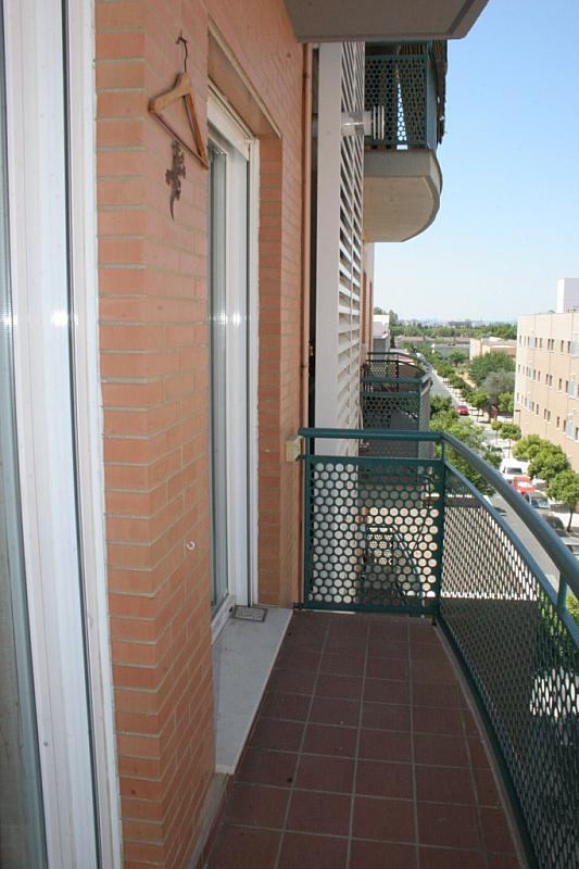 Balcón - Piso en alquiler en calle De Las Ciencias, Av. Ciencias-Emilio Lemos en Sevilla - 155134658
