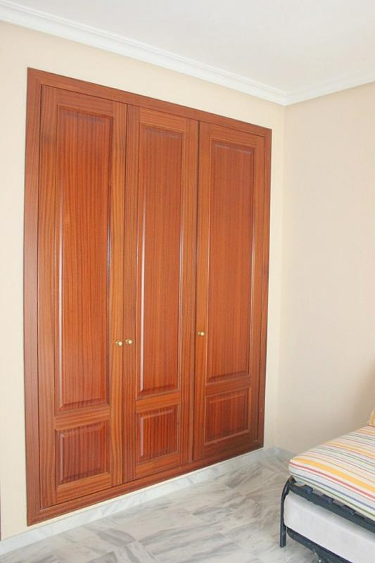 Dormitorio - Piso en alquiler en calle De Las Ciencias, Av. Ciencias-Emilio Lemos en Sevilla - 155134867