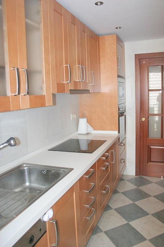 Cocina - Piso en alquiler en calle De Las Ciencias, Av. Ciencias-Emilio Lemos en Sevilla - 155134910