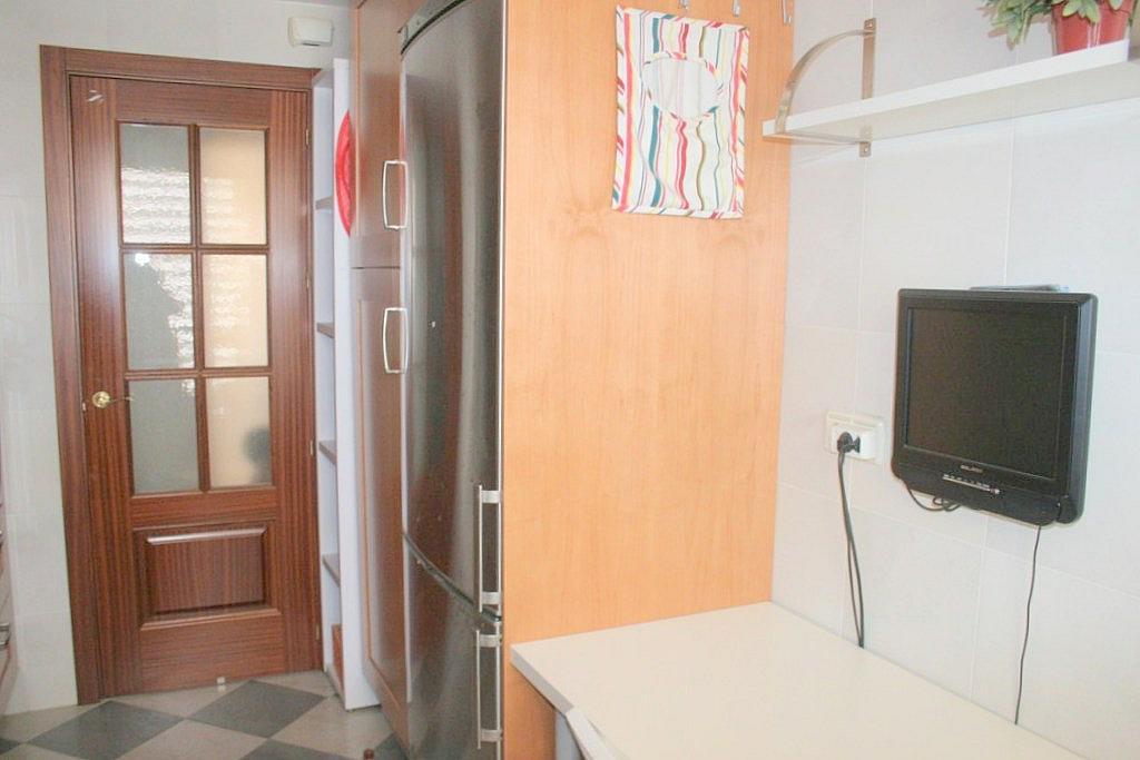 Cocina - Piso en alquiler en calle De Las Ciencias, Av. Ciencias-Emilio Lemos en Sevilla - 155134991