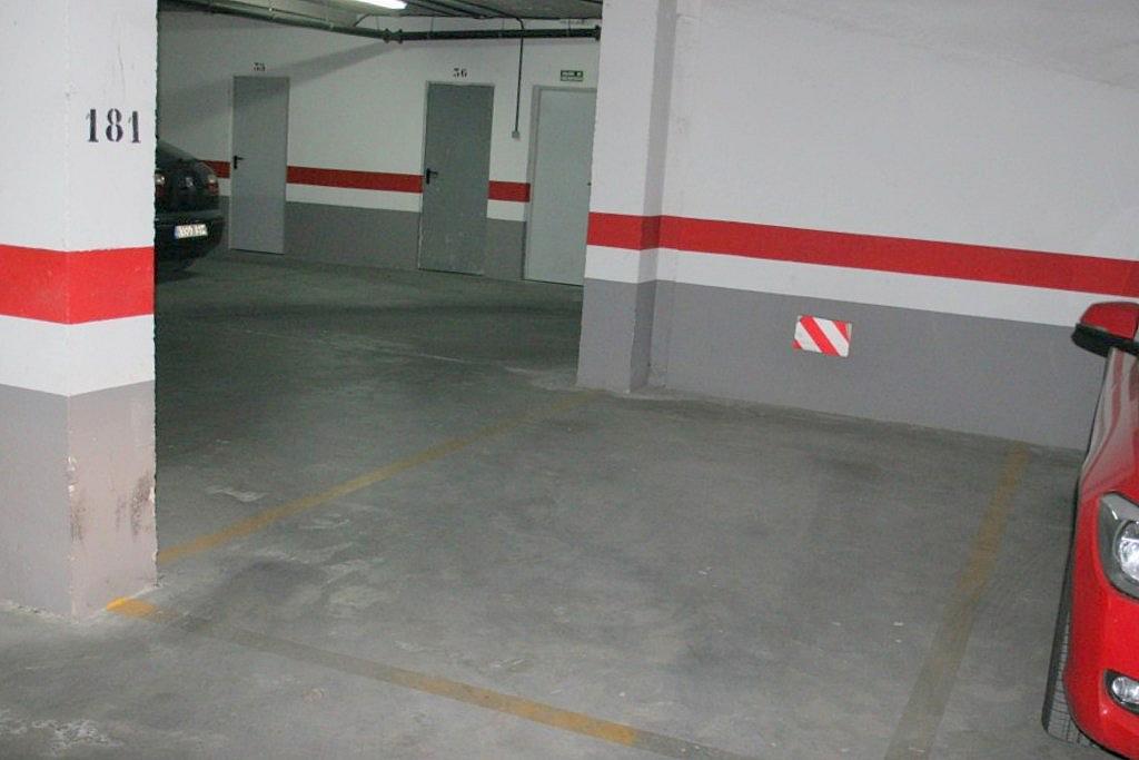 Parking - Piso en alquiler en calle De Las Ciencias, Av. Ciencias-Emilio Lemos en Sevilla - 155135010