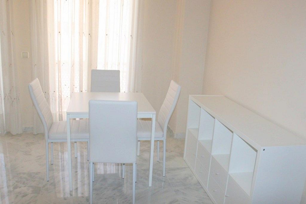 Comedor - Piso en alquiler en calle De Las Ciencias, Av. Ciencias-Emilio Lemos en Sevilla - 155135095