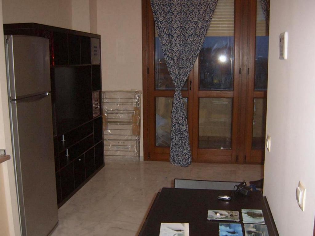 Salón - Estudio en alquiler en calle Alcalde Luis de Uruñuela, Entrepuentes en Sevilla - 155695637