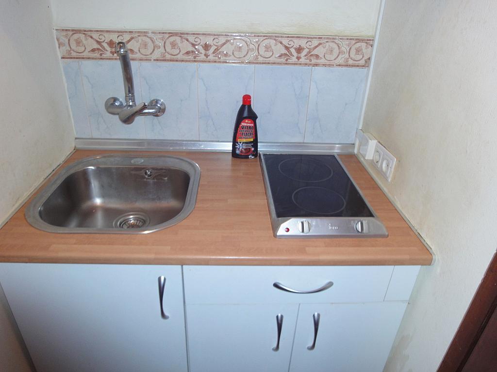Cocina - Apartamento en alquiler en plaza Cuba, Triana Casco Antiguo en Sevilla - 156498882