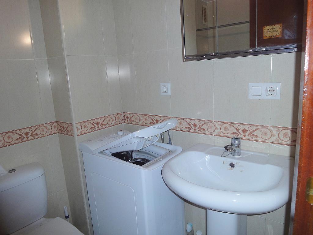 Baño - Apartamento en alquiler en plaza Cuba, Triana Casco Antiguo en Sevilla - 156498904