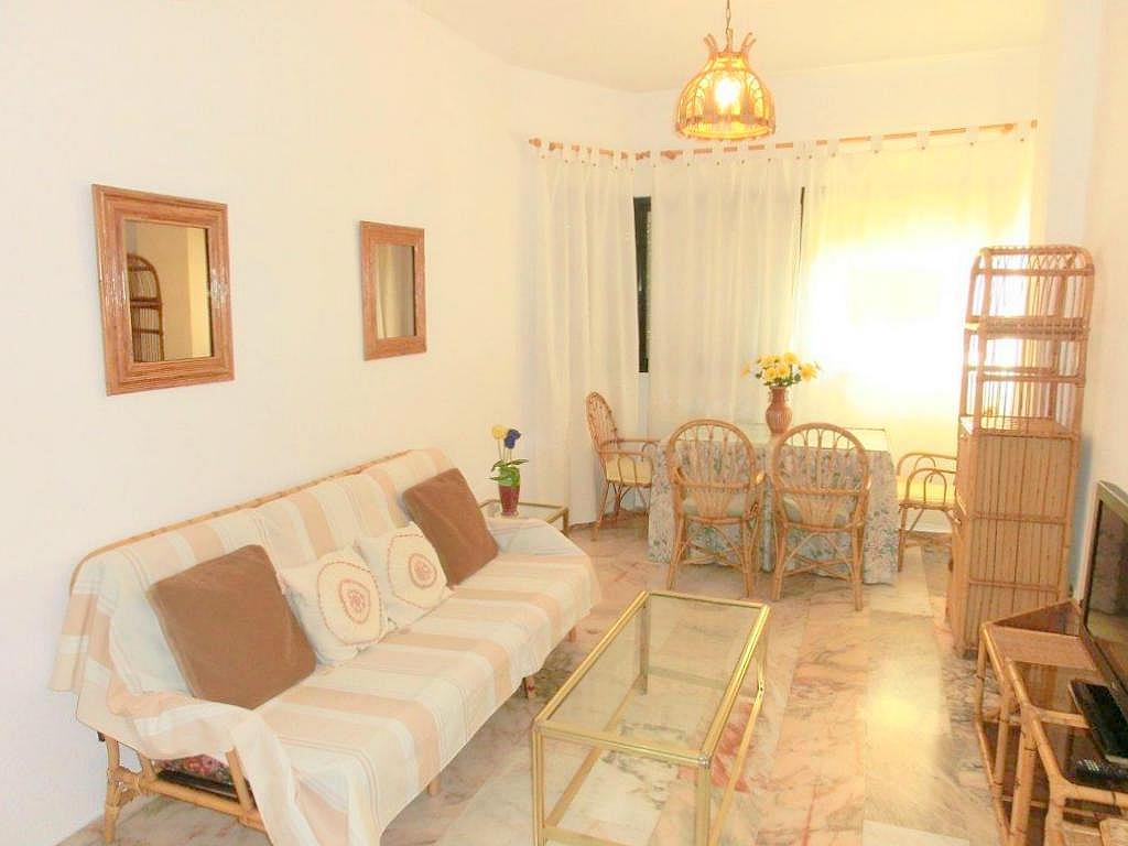 Salón - Apartamento en alquiler en calle Alcalde Luis Uruñuela, Este - Alcosa - Torreblanca en Sevilla - 157028431