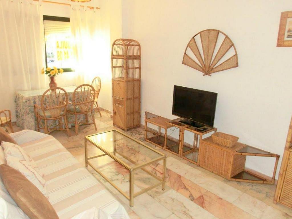 Salón - Apartamento en alquiler en calle Alcalde Luis Uruñuela, Este - Alcosa - Torreblanca en Sevilla - 157028469