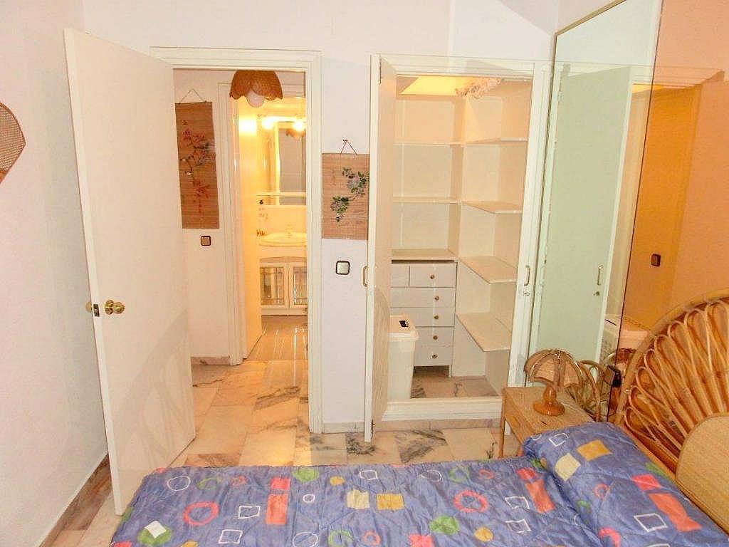 Dormitorio - Apartamento en alquiler en calle Alcalde Luis Uruñuela, Este - Alcosa - Torreblanca en Sevilla - 157028476
