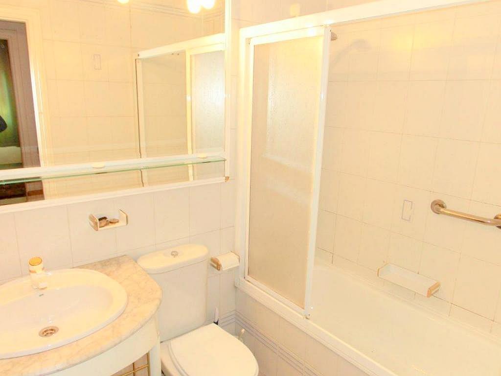 Baño - Apartamento en alquiler en calle Alcalde Luis Uruñuela, Este - Alcosa - Torreblanca en Sevilla - 157028530
