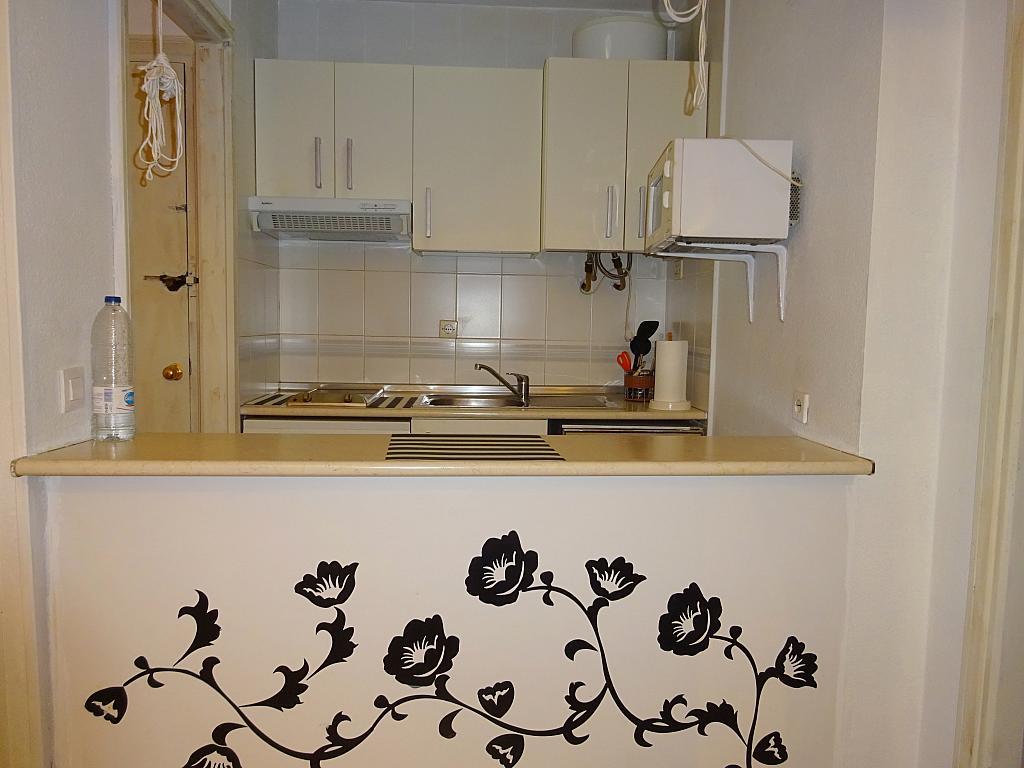 Cocina - Apartamento en alquiler en calle Alcalde Luis de Uruñuelas, Av. Ciencias-Emilio Lemos en Sevilla - 159386875