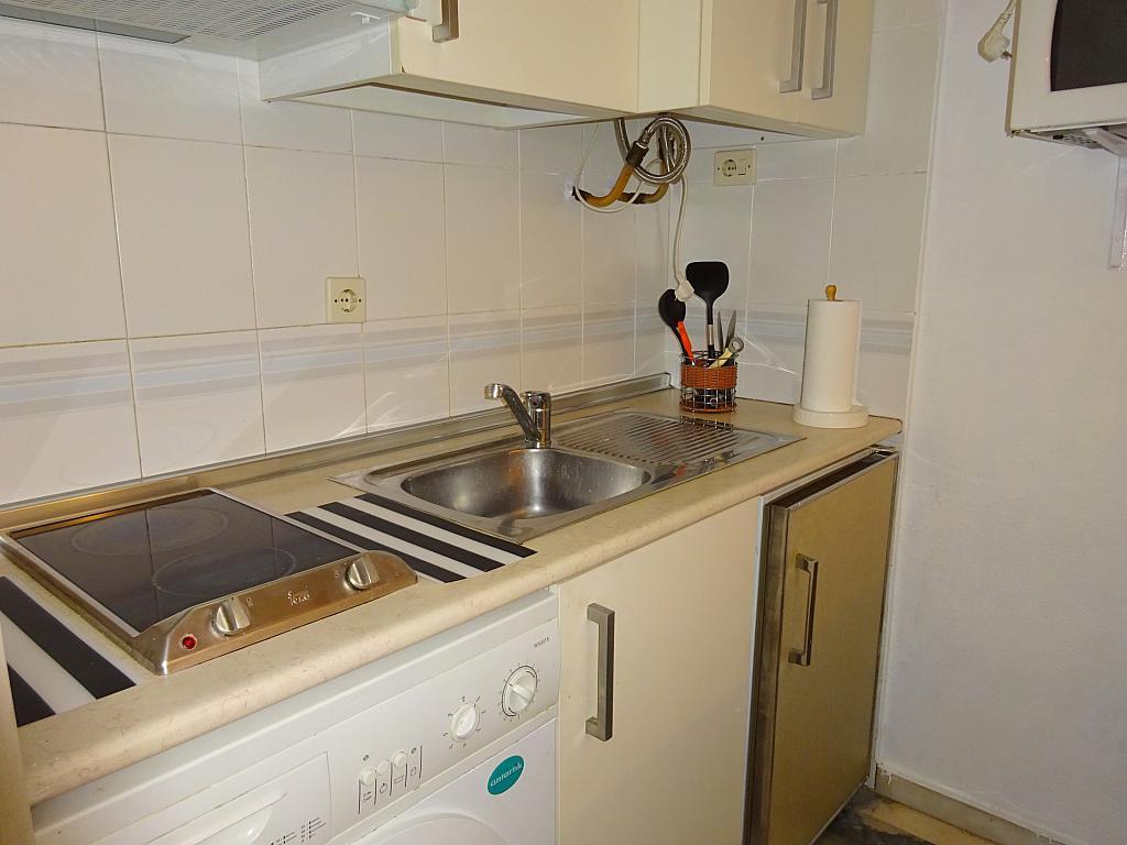 Cocina - Apartamento en alquiler en calle Alcalde Luis de Uruñuelas, Av. Ciencias-Emilio Lemos en Sevilla - 159386924