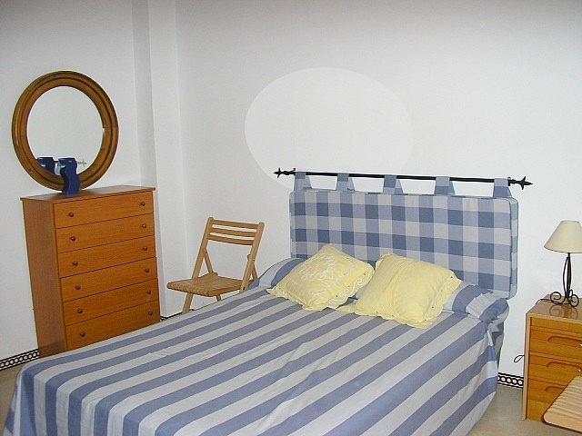 Dormitorio - Apartamento en alquiler en calle Regina, Encarnación-Regina en Sevilla - 161508370