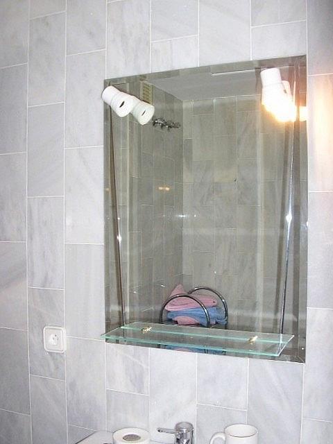 Baño - Apartamento en alquiler en calle Regina, Encarnación-Regina en Sevilla - 161508373