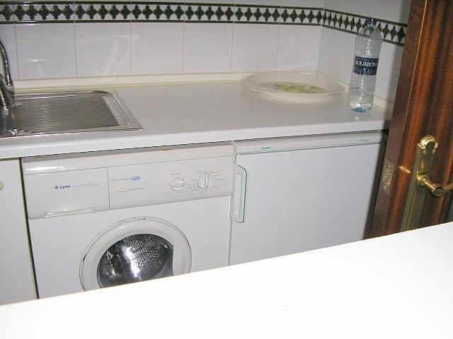 Cocina - Apartamento en alquiler en calle Regina, Encarnación-Regina en Sevilla - 161508376
