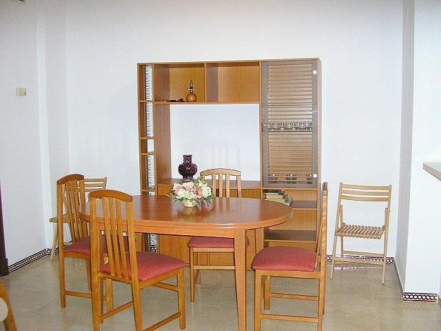 Comedor - Apartamento en alquiler en calle Regina, Encarnación-Regina en Sevilla - 161508383