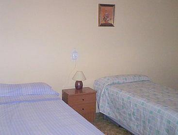 Dormitorio - Piso en alquiler en calle Luis Montonto, Nervión en Sevilla - 161534759