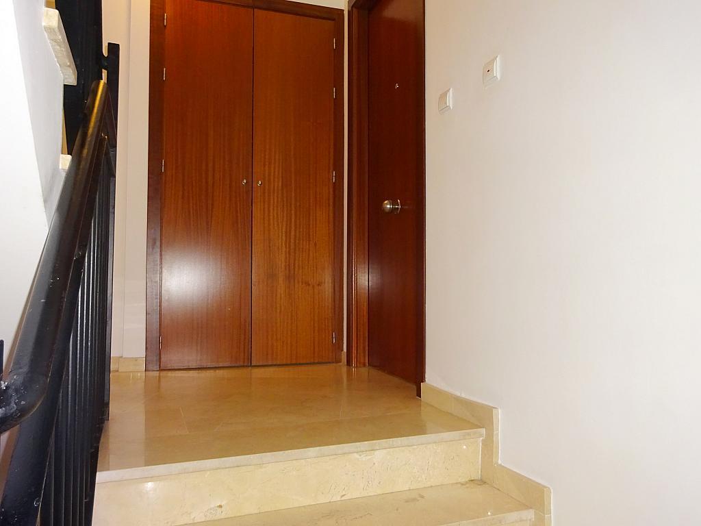 Vestíbulo - Apartamento en alquiler en calle San Luis, Feria-Alameda en Sevilla - 161541347