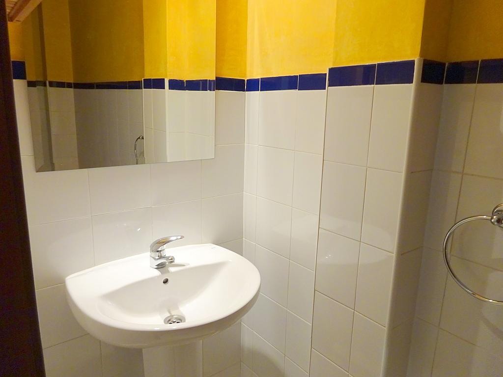 Baño - Apartamento en alquiler en calle San Luis, Feria-Alameda en Sevilla - 161541568