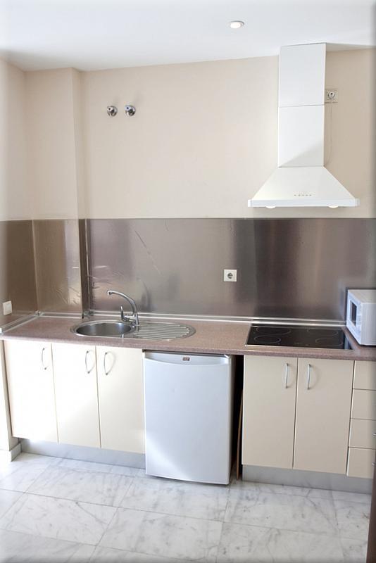 Cocina - Estudio en alquiler en calle Alcalde Luis Uruñuela, Este - Alcosa - Torreblanca en Sevilla - 162787408