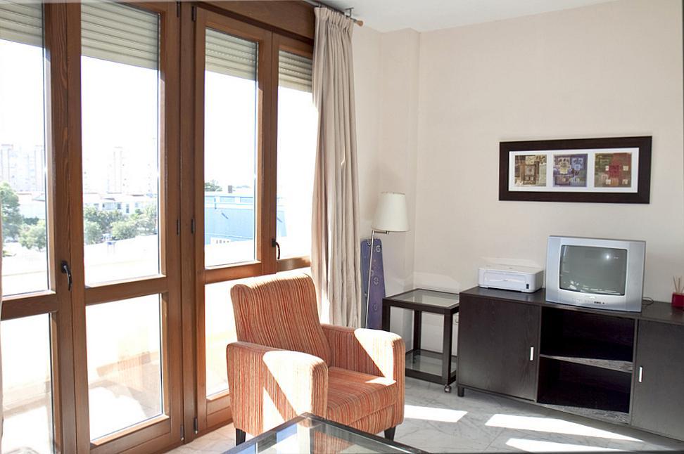 Salón - Estudio en alquiler en calle Alcalde Luis Uruñuela, Este - Alcosa - Torreblanca en Sevilla - 162787470