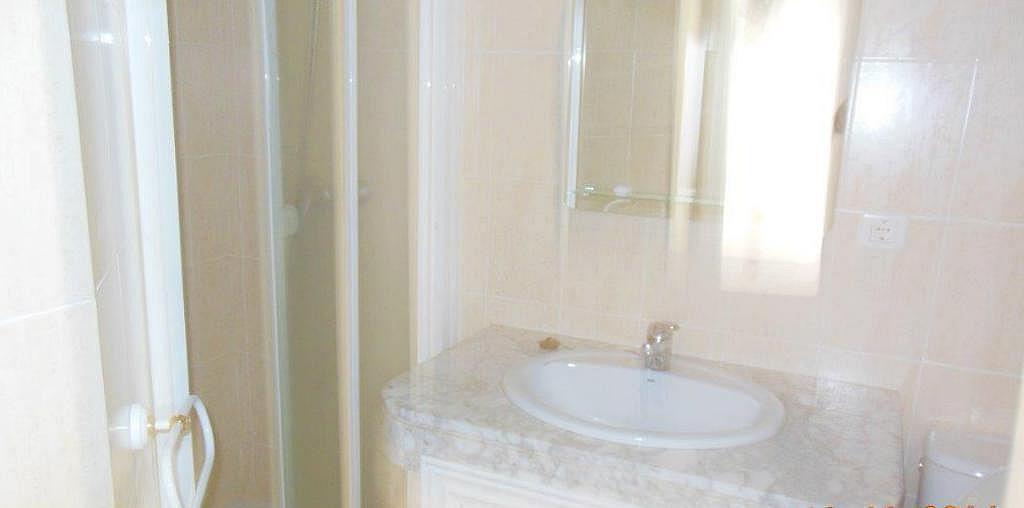 Baño - Piso en alquiler en calle Luis Montoto, Nervión en Sevilla - 162937006