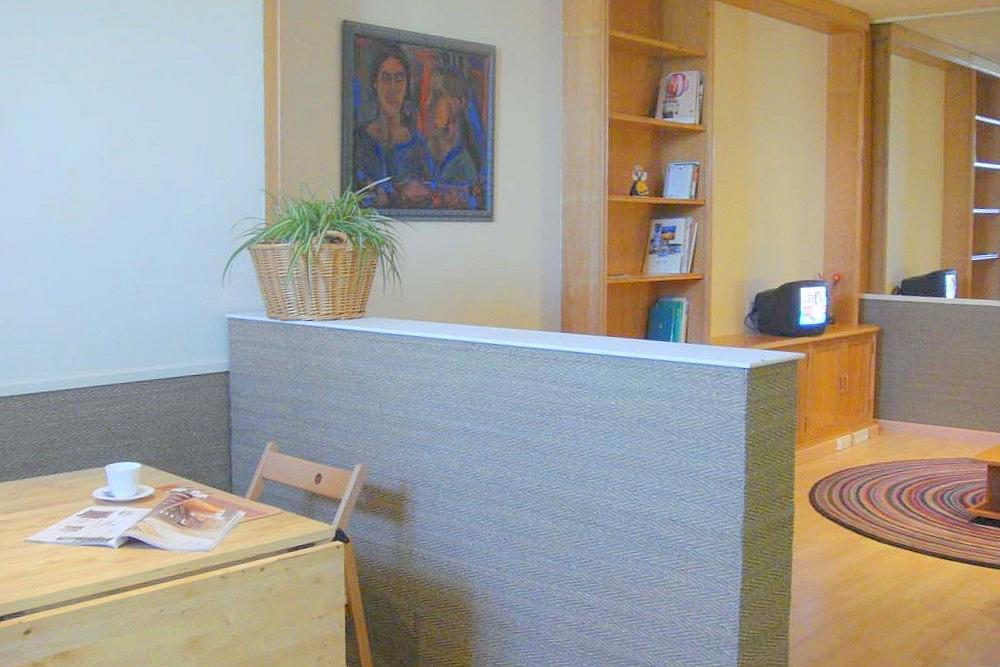 Comedor - Apartamento en alquiler en calle Pureza, Triana en Sevilla - 164522523