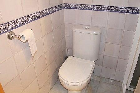 Baño - Apartamento en alquiler en calle Pureza, Triana en Sevilla - 164522537