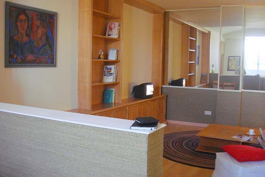 Salón - Apartamento en alquiler en calle Pureza, Triana en Sevilla - 164522623