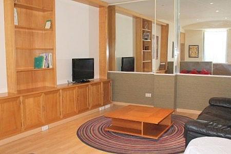 Salón - Apartamento en alquiler en calle Pureza, Triana en Sevilla - 164522637
