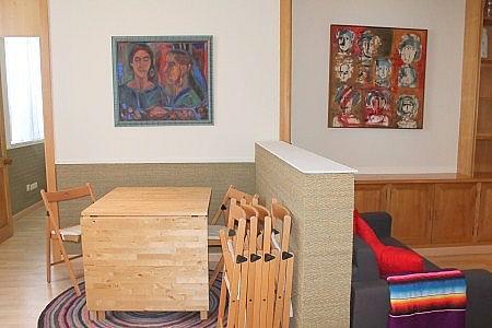 Comedor - Apartamento en alquiler en calle Pureza, Triana en Sevilla - 164522644